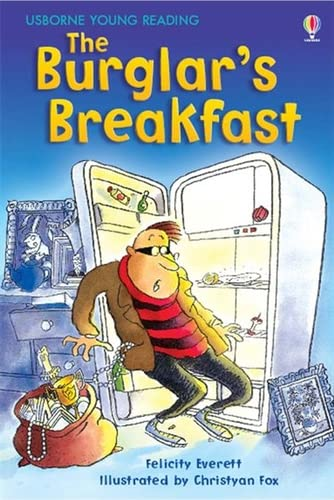 9780746080887: The Burglar's Breakfast (3.1 Young Reading Series One (Red))