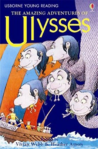 9780746080900: Ulysses Amazing Adventures Of (Young Reading Series Two)