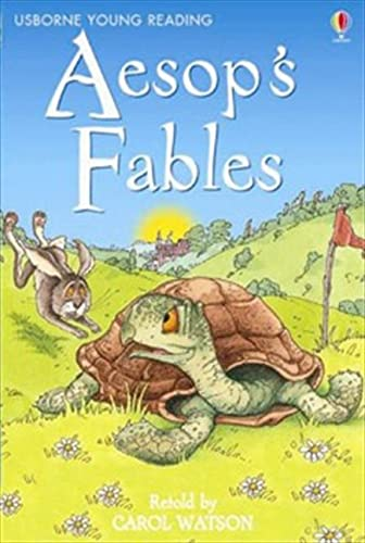 9780746080917: Aesop's Fables (Usborne Young Reading)