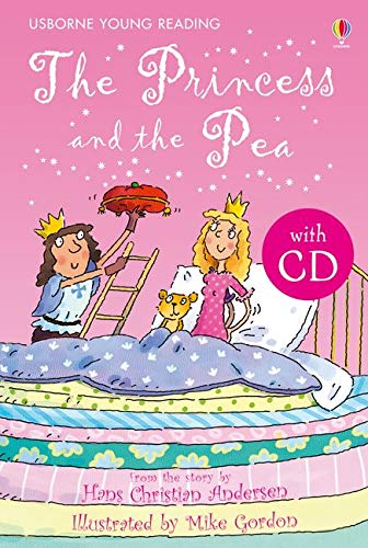 9780746080979: The Princess and the Pea (Young Reading CD Packs)