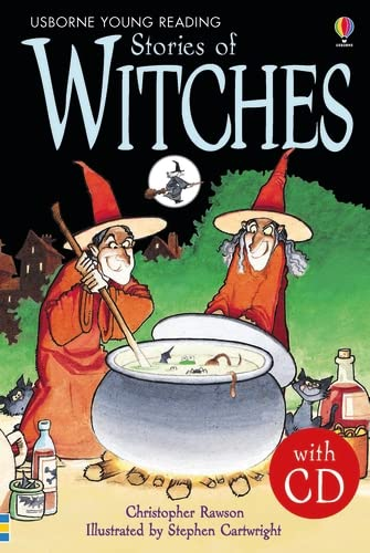 9780746081051: Stories of Witches. Con CD Audio