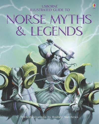 9780746081143: Norse Myths and Legends