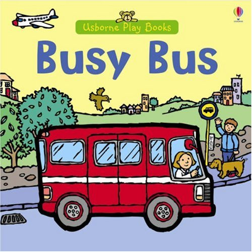 9780746081303: Busy Bus (Play Books) (Play Books)