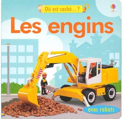 9780746081877 - Felicity Brooks: Les engins - Livre