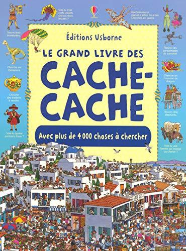 9780746082515 - Bingham, Jane, Heywood, Rosie: Le grand livre des cache-cache - Livre