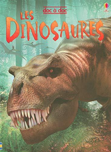9780746082577: Les dinosaures (Doc à Doc)