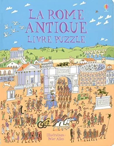 9780746082799: LA ROME ANTIQUE LIVRE PUZZLE