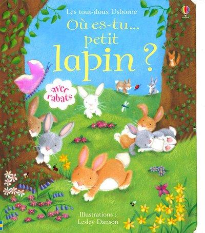 9780746082829: Où es-tu... petit lapin ?