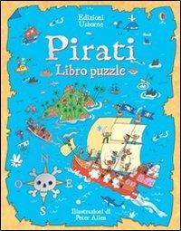 9780746083079: Pirati. Libro puzzle