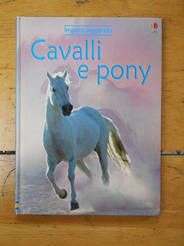 9780746083093: Cavalli e pony. Imparo leggendo