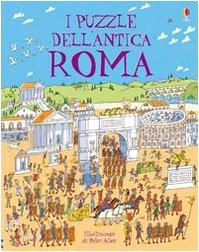 9780746083420: Antica Roma. Libro puzzle