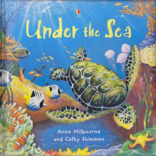 9780746084069: Under the Sea (Usborne Picture Books) (Usborne Picture Books)