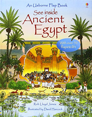 9780746084120: See Inside: Ancient Egypt