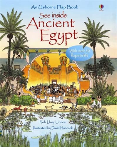 9780746084120: See Inside Ancient Egypt