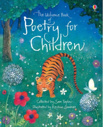 9780746084151: The Usborne Book of Poetry for Children (Usborne Poetry Books)