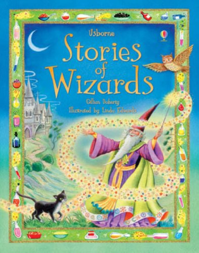 9780746084182: Stories of Wizards (Usborne Anthologies and Treasuries)