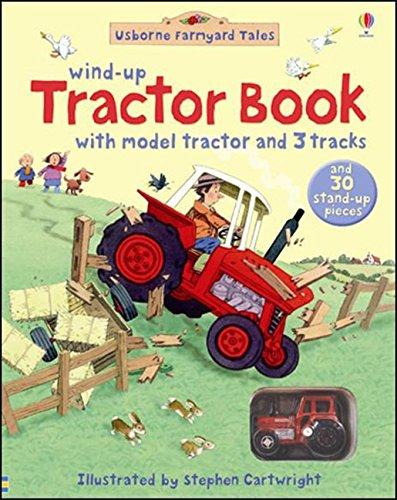 9780746084267: Farmyard Tales Wind-up Tractor Book (Farmyard Tales)