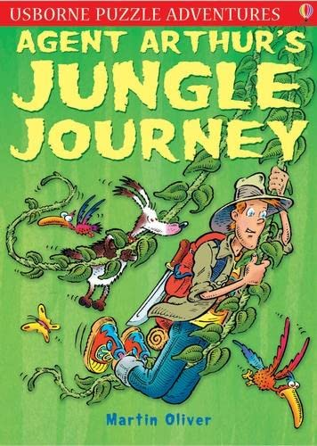 9780746084342: Agent Arthur's Jungle Journey