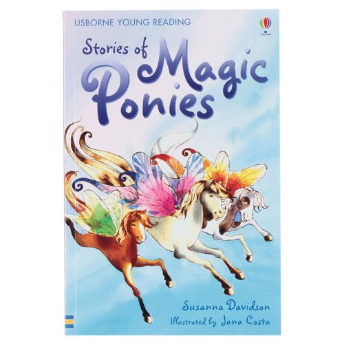 9780746084847: Stories of Magic Ponies (Young Reading Level 1)