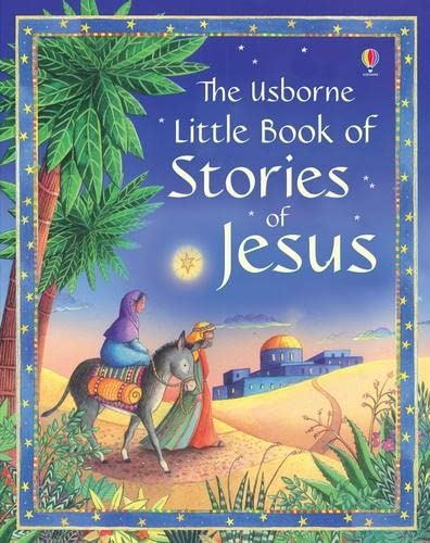Little Book of Stories of Jesus (0746084927) by Heather Amery