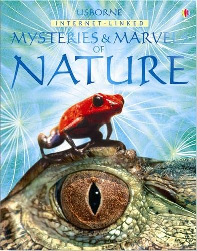 Mysteries and Marvels of Nature (Internet-linked Reference) (Internet-Linked Reference Books): ...