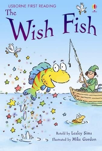 9780746085141: The Wish Fish (Usborne First Reading)