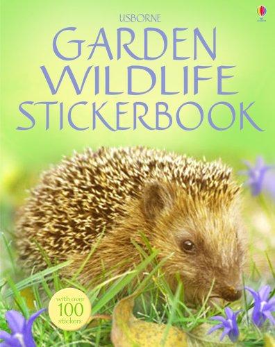 9780746085189: Garden Wildlife Sticker Book (Spotter's Sticker Books) (Spotter's Sticker Books)