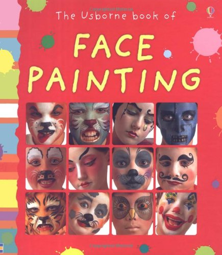 9780746085196: Face Painting (Usborne Activity)