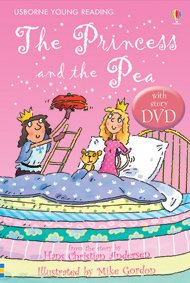 9780746085257: The Princess and the Pea. Con DVD