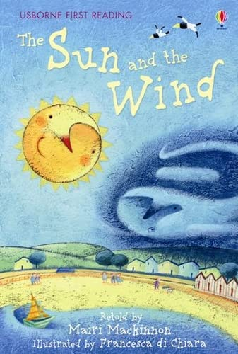 9780746085288: The sun and the wind (Usborne First Reading)