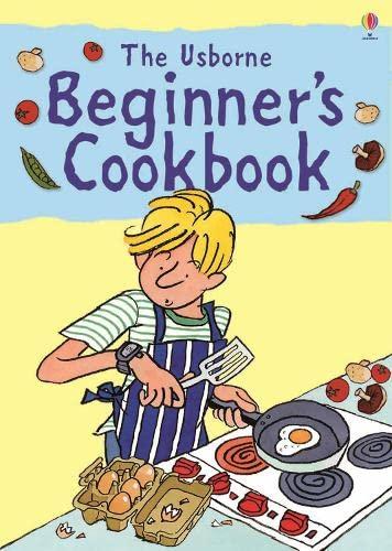 9780746085387: Beginners Cookbook (Usborne Cookbooks)