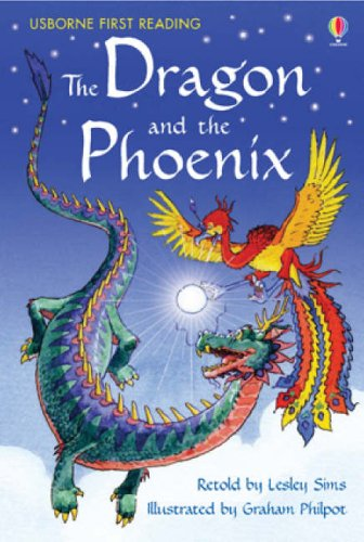 9780746085424: The Dragon and the Phoenix (First Reading) (2.2 First Reading Level Two (Mauve))