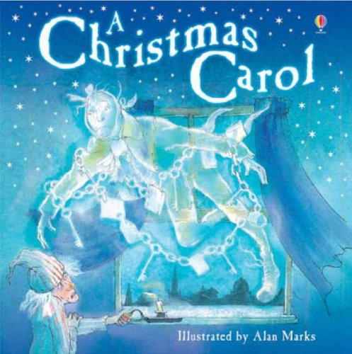 9780746085448: A Christmas Carol (Usborne Picture Storybooks)