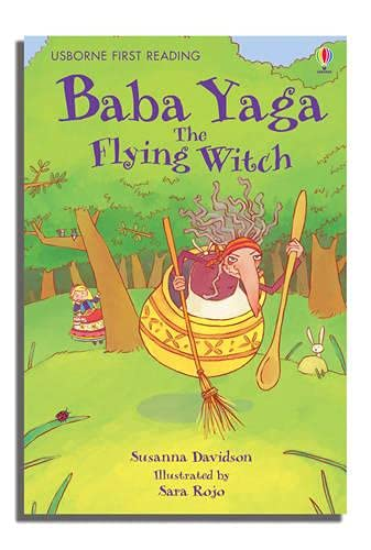 9780746085608: Baba Yaga the Flying Witch (Usborne First Reading)