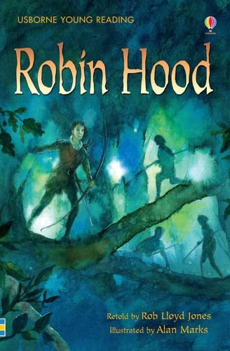9780746085622: Robin Hood (3.2 Young Reading Series Two (Blue))