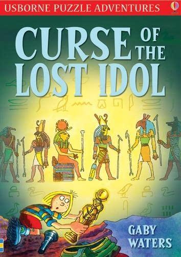 9780746085851: The Lost Idol (Usborne Puzzle Adventures) (Usborne Puzzle Adventures)