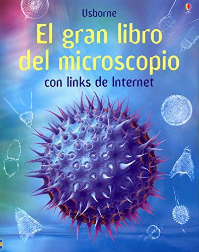 9780746086506: gran libro del microscopio, el
