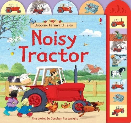9780746086537: Farmyard Tales Noisy Tractor