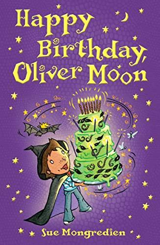 9780746086872: Happy Birthday, Oliver Moon
