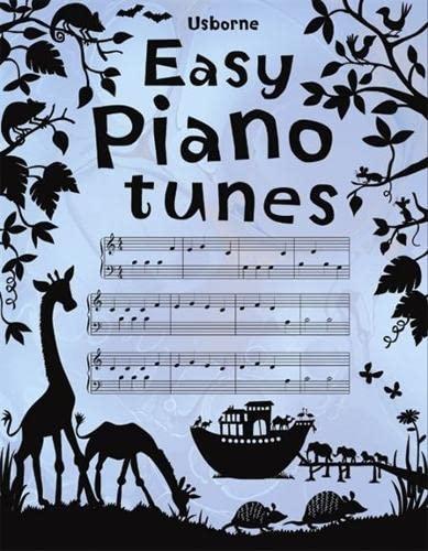 9780746086971: Easy Piano Tunes (Usborne Music Books)