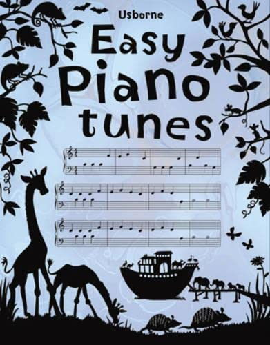 9780746086971: Easy Piano Tunes (Usborne Music Books)
