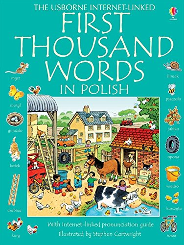 9780746087008: First Thousand Words in Polish (First Thousand Words)