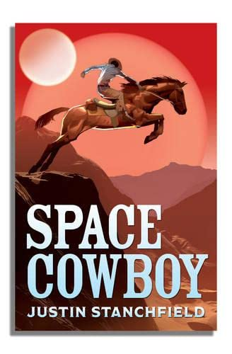 Space Cowboy: Stanchfield, Justin