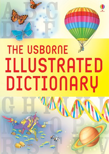 9780746087152: Illustrated Dictionary (Usborne Illustrated Dictionaries)