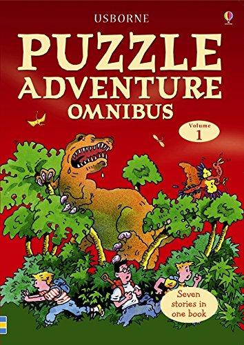 9780746087336: Puzzle Adventure Omnibus: v. 1 (Usborne Puzzle Adventures): v. 1 (Usborne Puzzle Adventures)