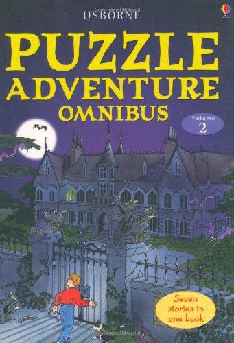 9780746087343: Puzzle Adventure Omnibus: v. 2 (Usborne Puzzle Adventures): v. 2 (Usborne Puzzle Adventures)