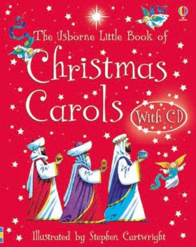9780746087381: Usborne Little Book of Christmas Carols