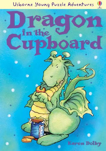 9780746087435: Dragon in the Cupboard (Usborne Young Puzzle Adventures) (Usborne Young Puzzle Adventures)