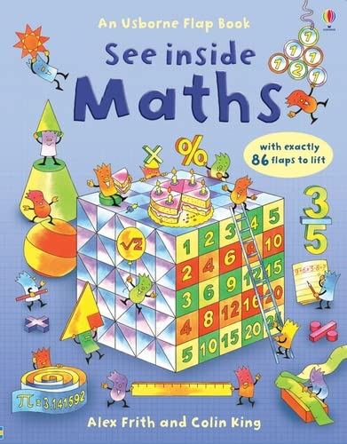9780746087565: See Inside Maths (Usborne See Inside)