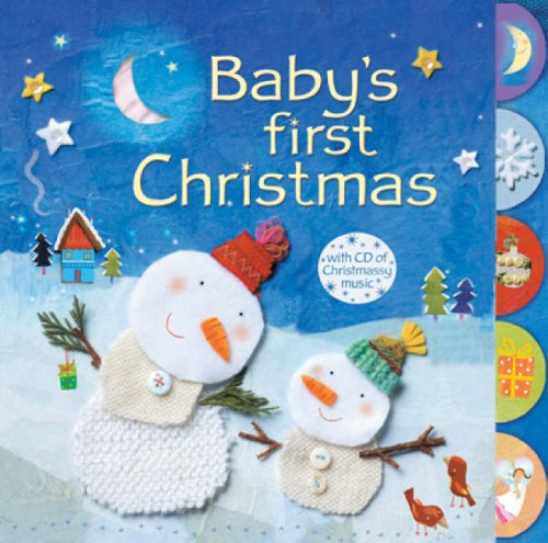 9780746087787: Baby's First Christmas (Book & CD)